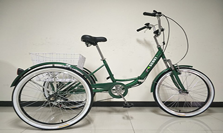 adult tricycle in Green