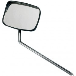 Oblong & Rain shield Mirror