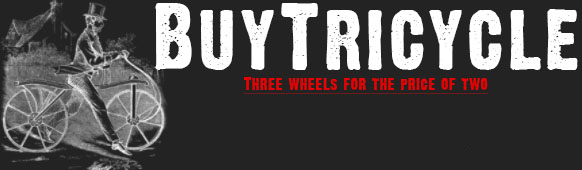 BuyTricycle - Adults folding tricycles
